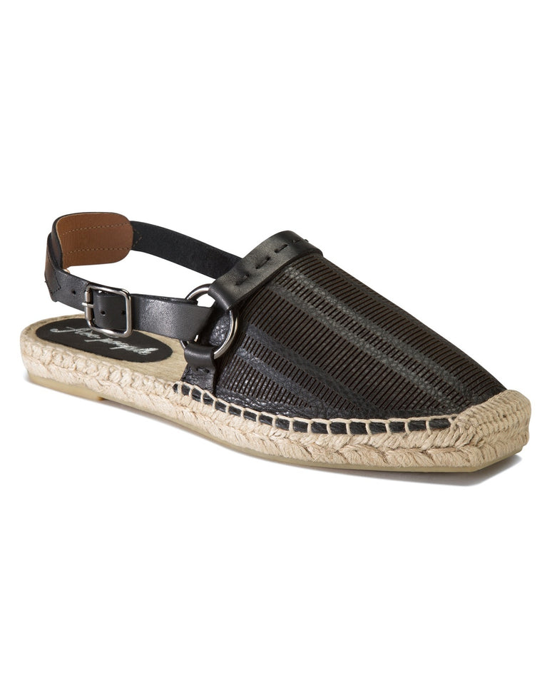 Cabo Slingback Espadrille Flats