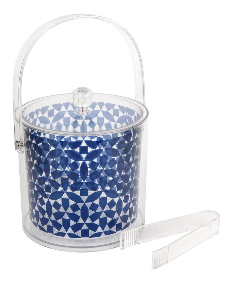 Andaman Print Ice Bucket