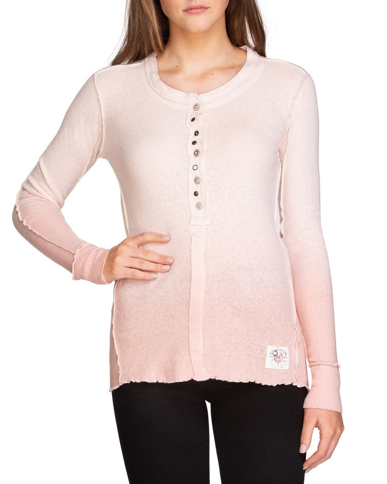 Cozy Up Ombré Henley