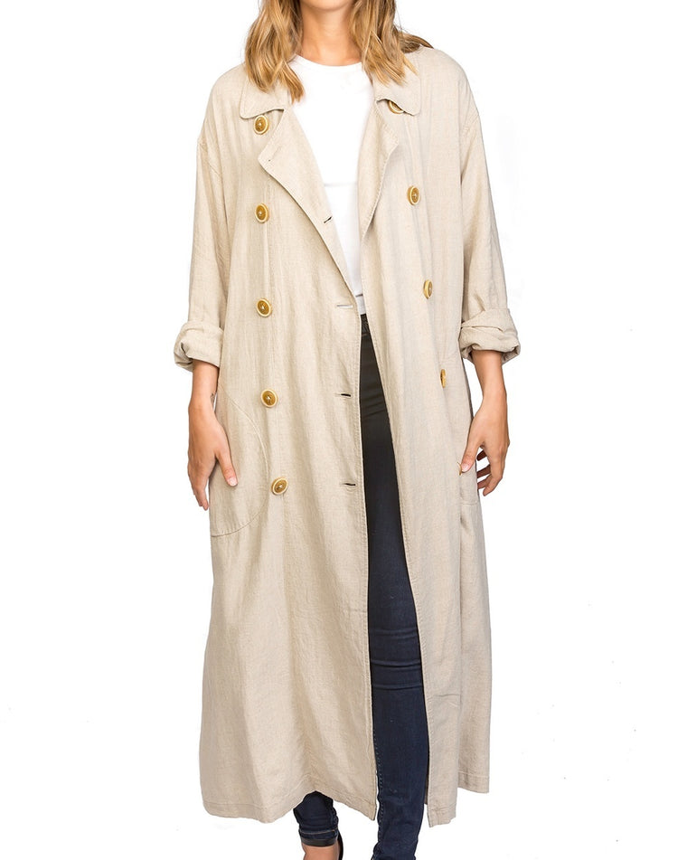 Sweet Melody Duster Jacket