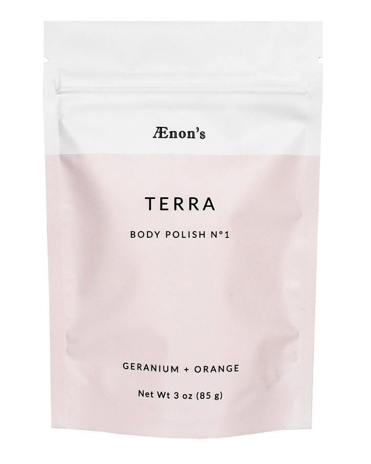 Terra No. 1 - Sugar Body Polish