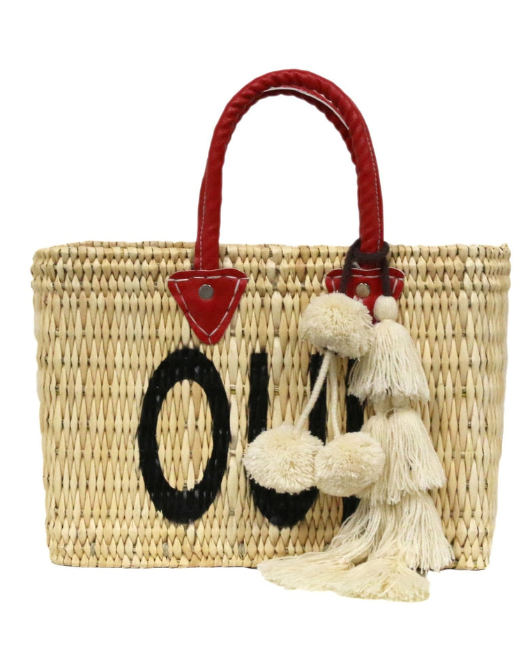 'Oui' Jane Box Bag