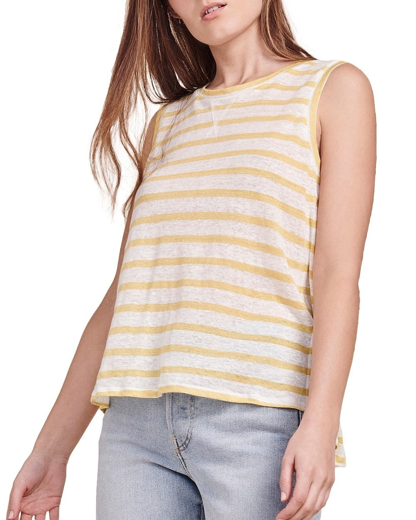 Freddie Striped Tank Top