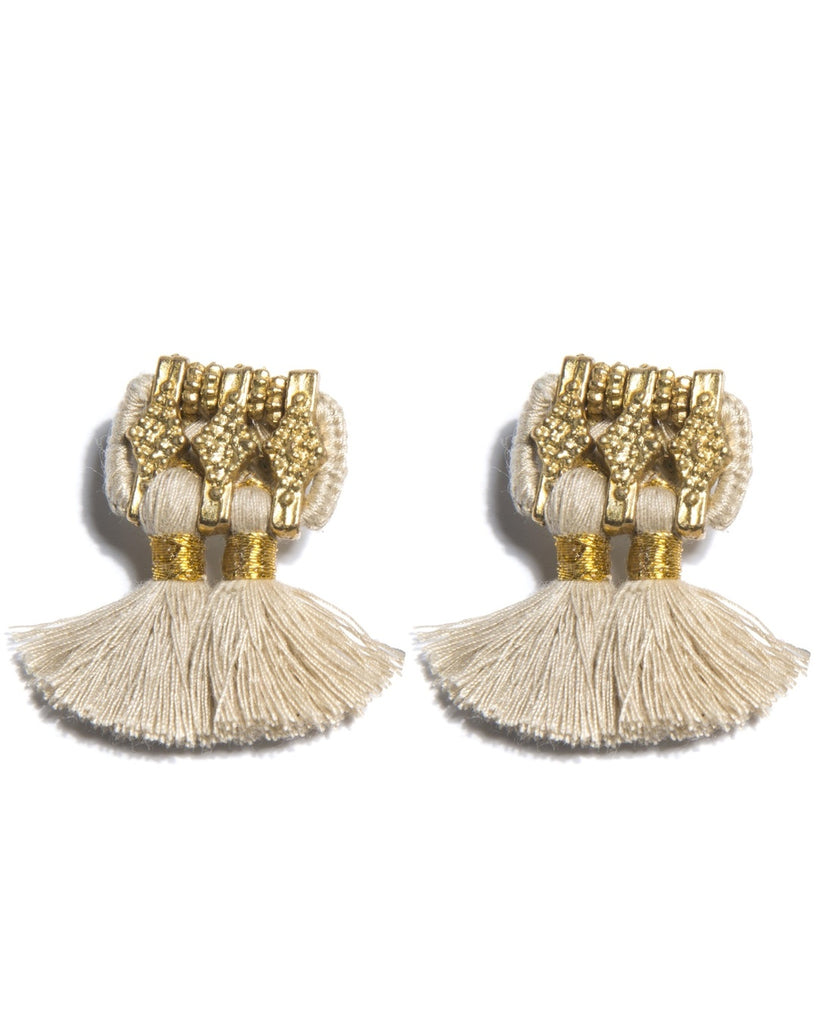 Sadie Tassel Earrings
