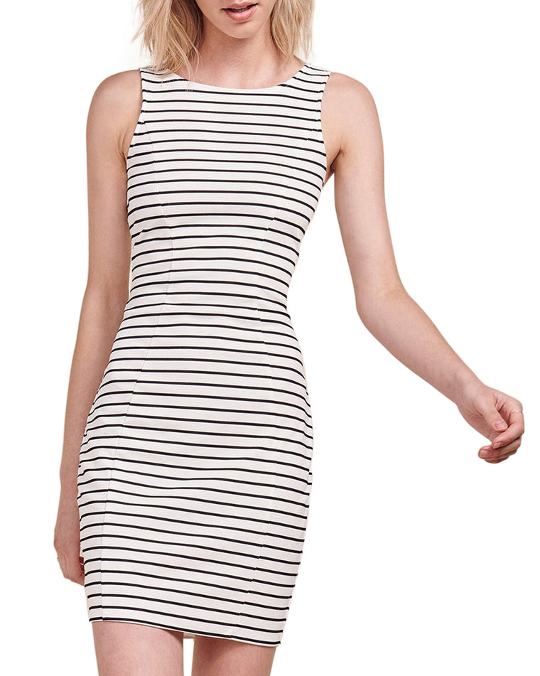 Karen Stripe Bodycon Dress