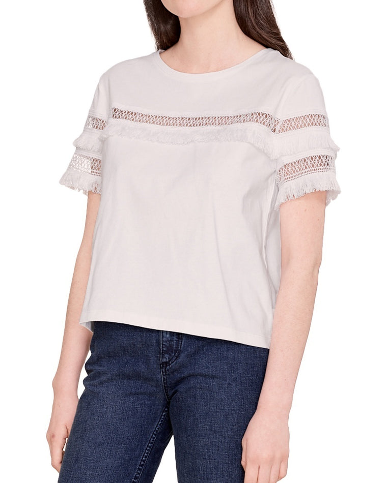 Fringe Trim Top