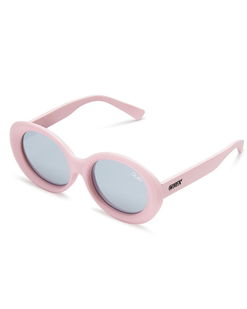 Mess Around Oval Sunglasses