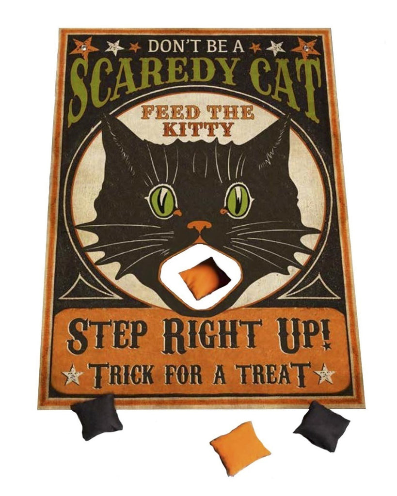 Scaredy Cat Bag Toss Game