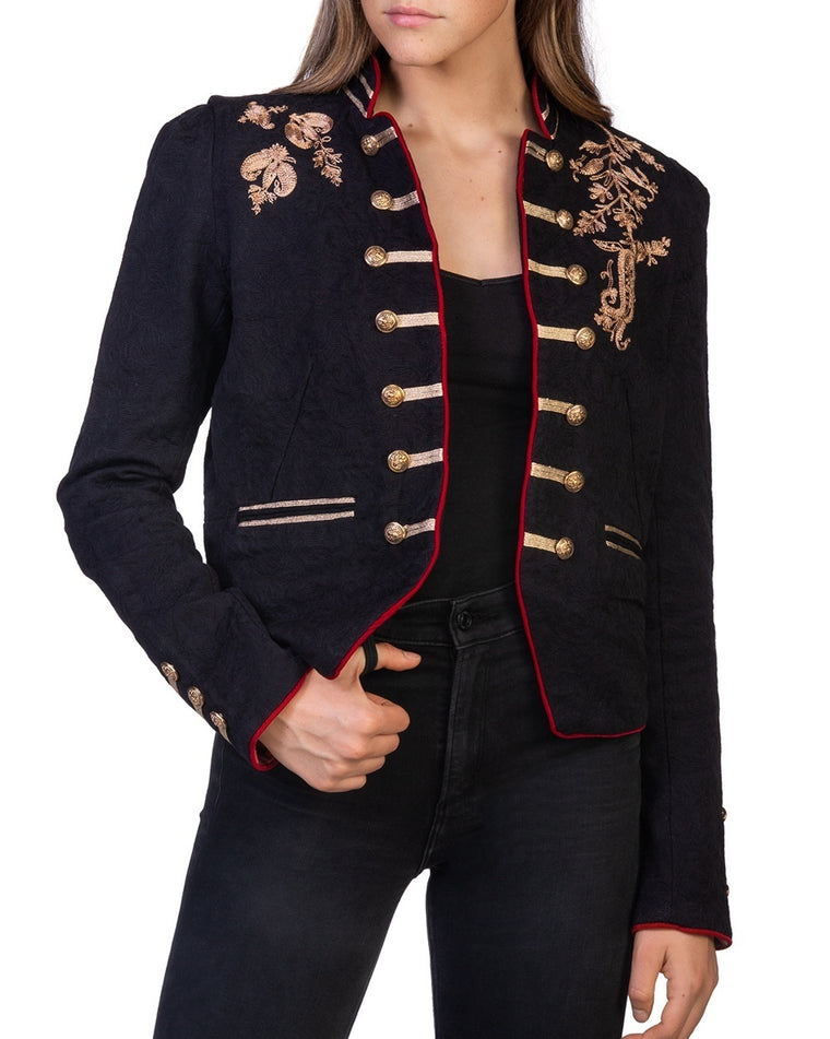 Lauren Band Jacket