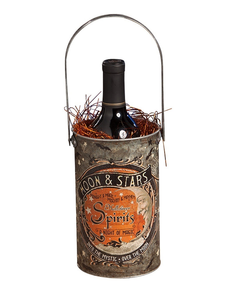 Halloween Magic Wine Bucket