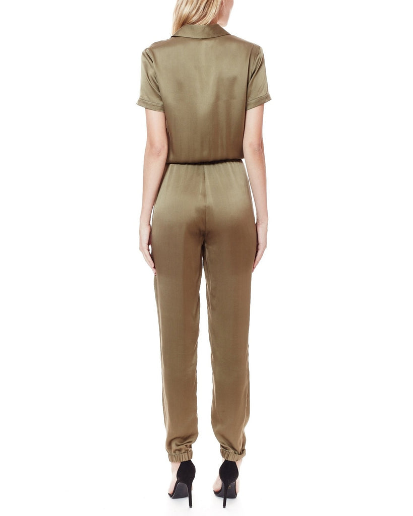 Maddi Silk Jumpsuit