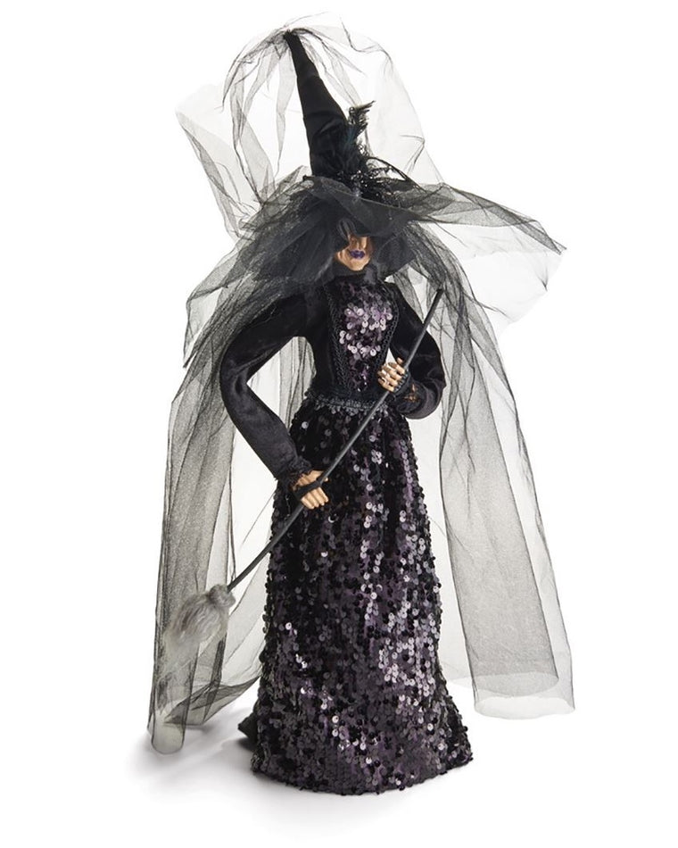 Grizelda The Elegant Witch Figurine