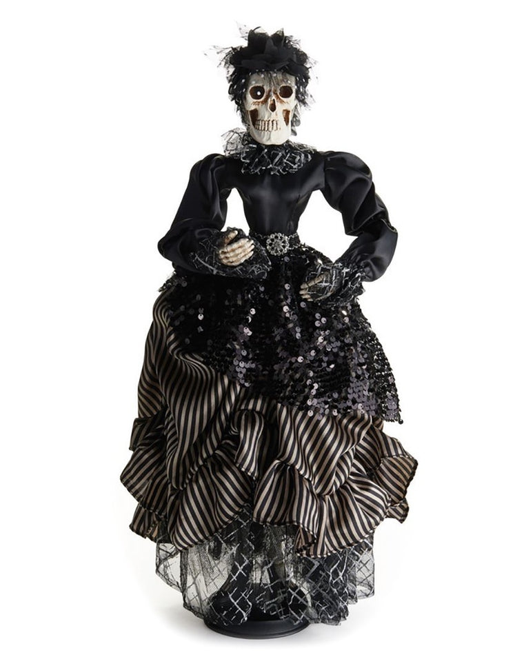 Standing Skeleton Bride