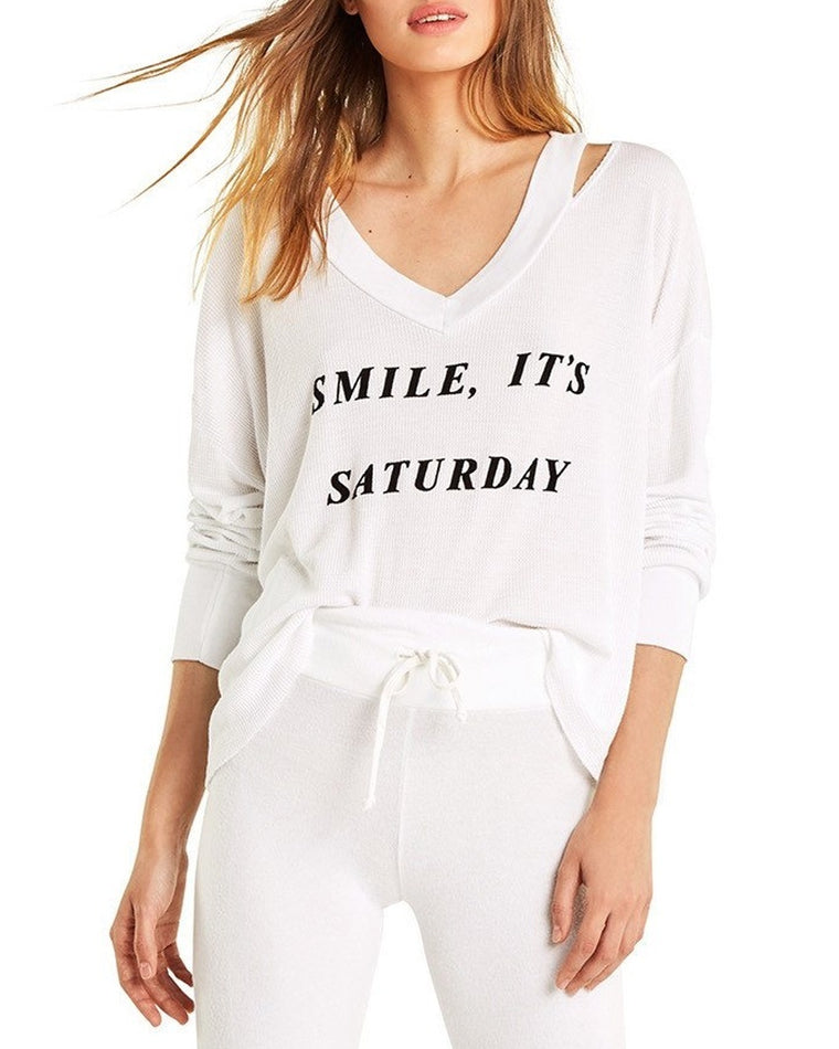 It's Saturday Haley Sweatshirt
