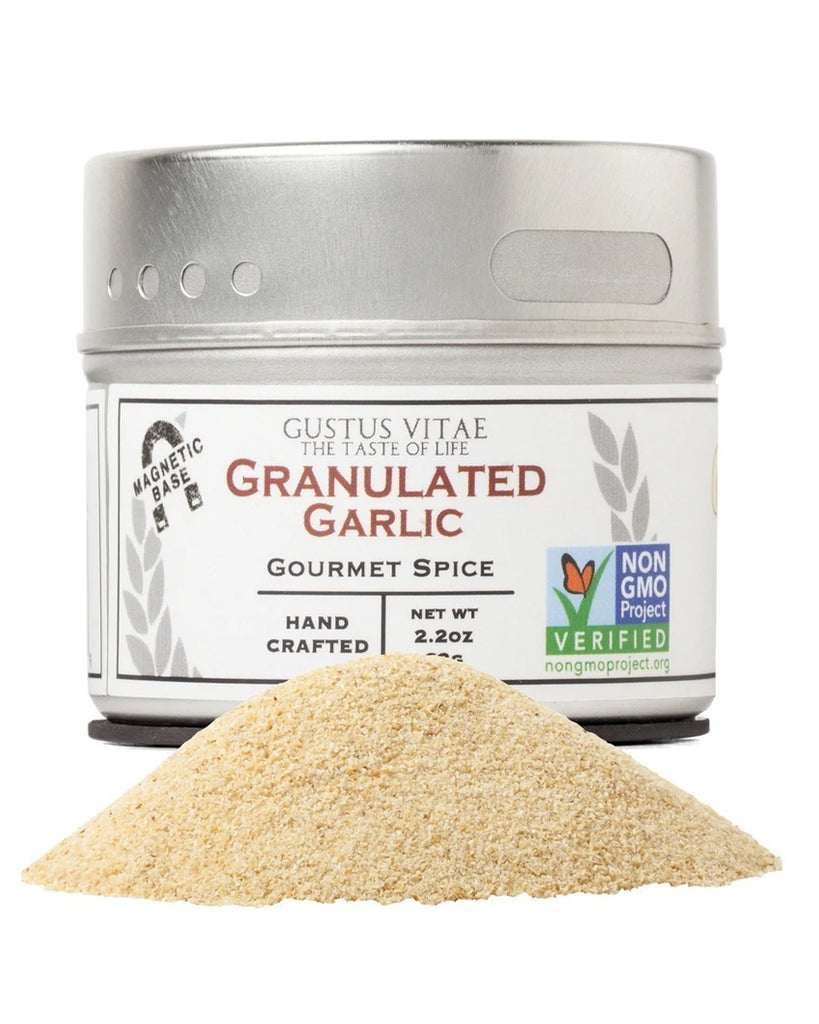 Granulated Garlic Seasoning