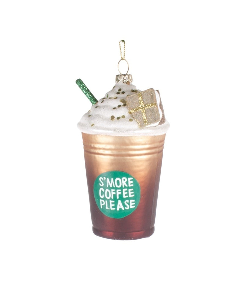 S'Mores Coffee Ornament