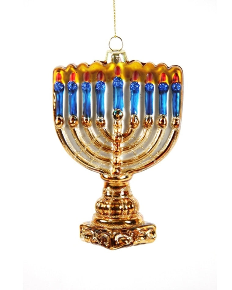 Menorah Ornament