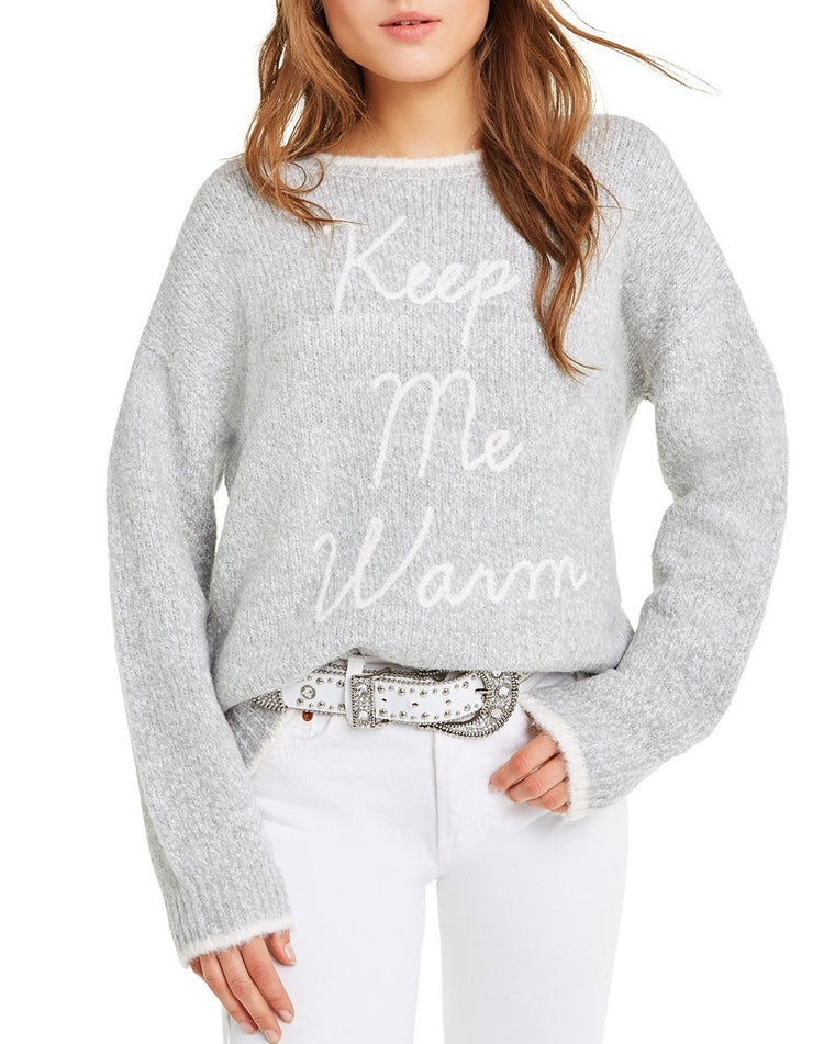 Keep Me Warm Knit Sweater