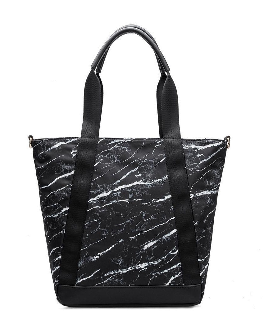 Iona Marble Travel Tote