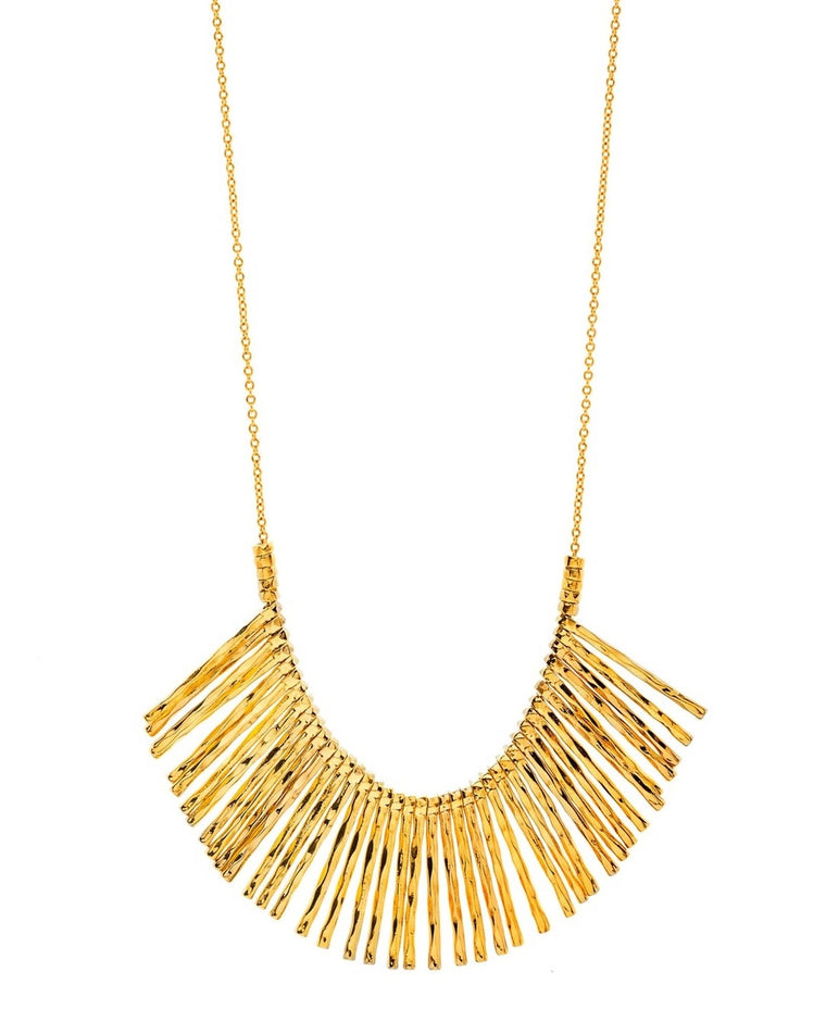 Kylie Fan Necklace