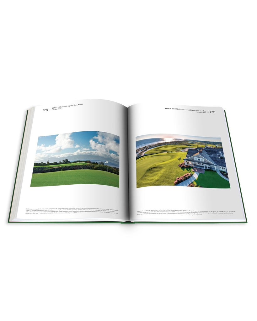 Golf: The Impossible Collection Limited Edition Book