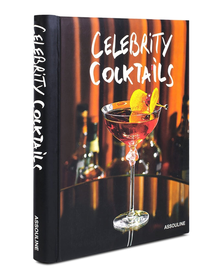 Celebrity Cocktails Book