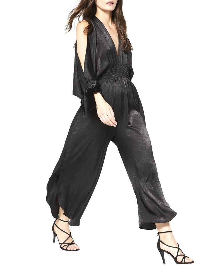 Byanca Satin Jumpsuit