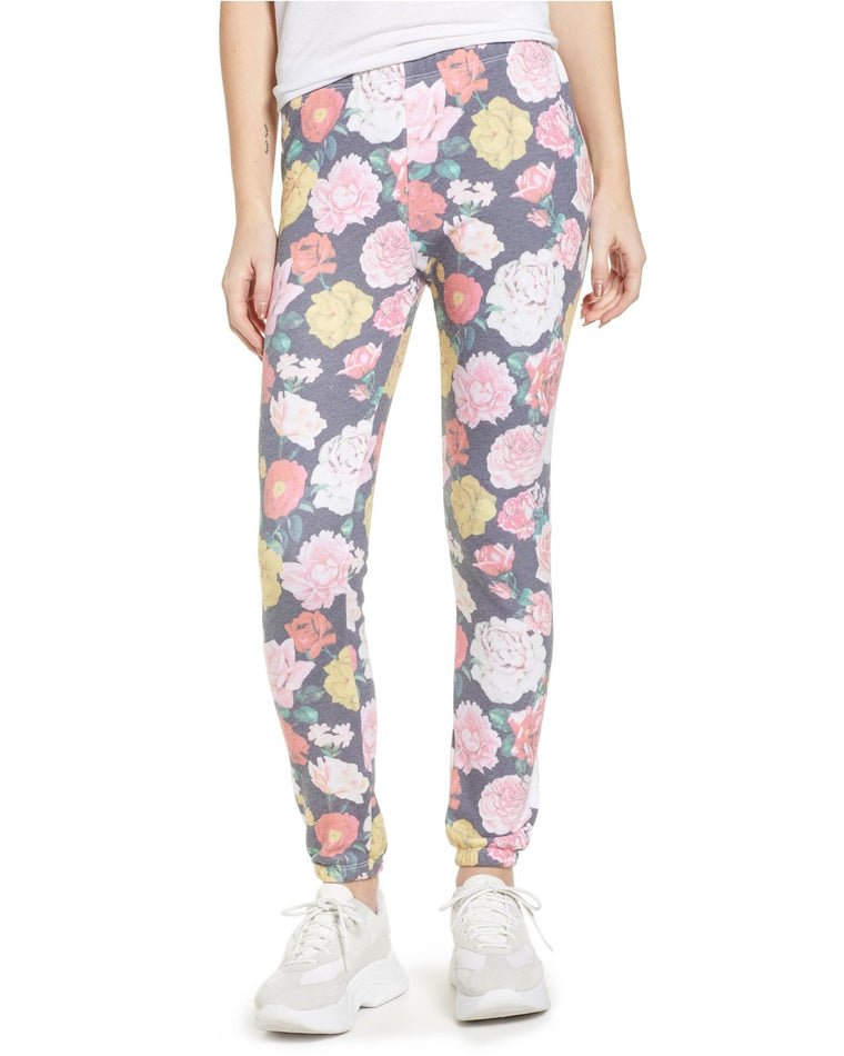Queen's Garden Floral Knox Sweatpants