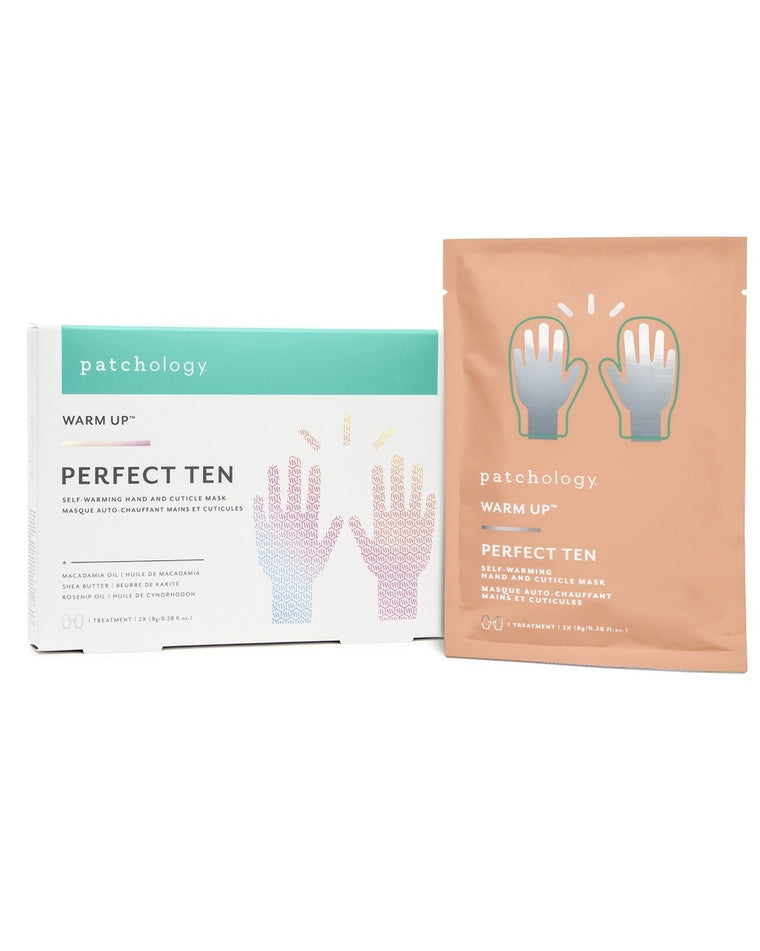 Perfect Ten Self Warming Hand & Cuticle Mask