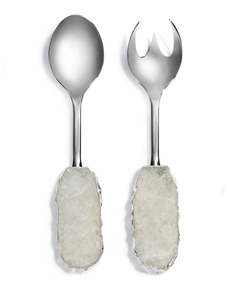 Scossa Salad Server Set