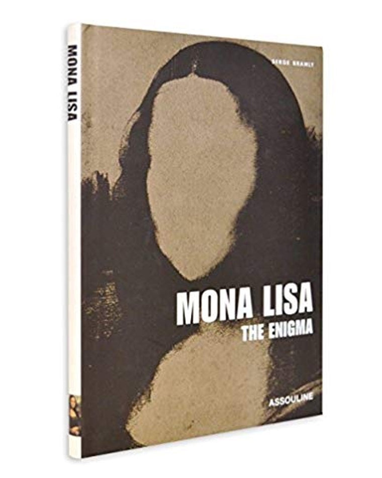 Mona Lisa, The Enigma Book