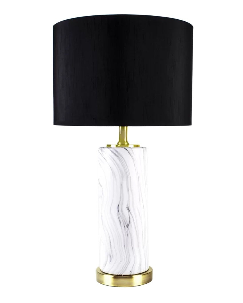 Marble Base Table Lamp The Shopping Bag
