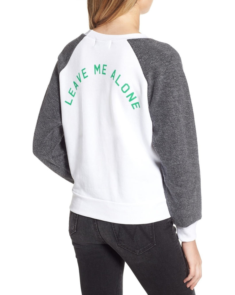 I'm On Vacation Sweatshirt