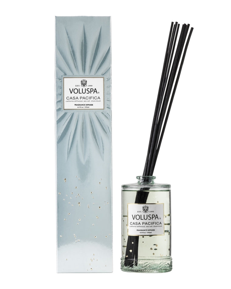 Casa Pacifica Fragrant Oil Reed Diffuser