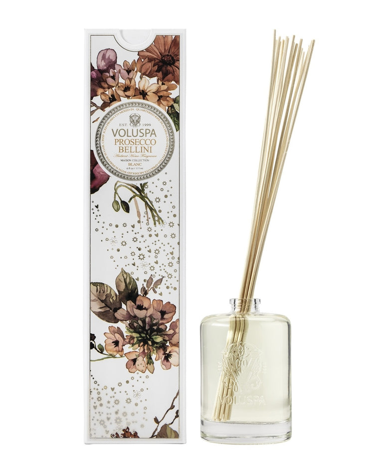 Prosecco Bellini Fragrant Oil Diffuser