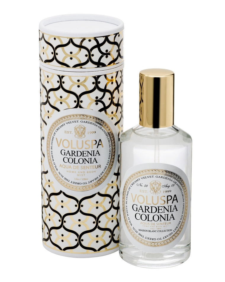 Gardenia Colonia Room & Body Mist
