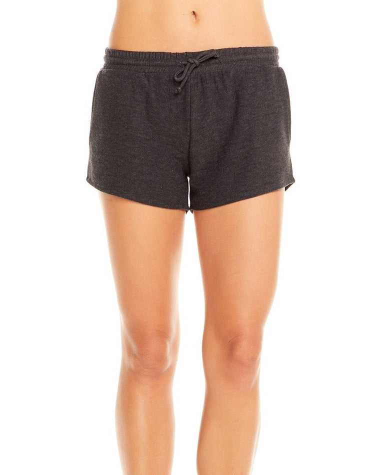Knit Drawstring Waist Shorts
