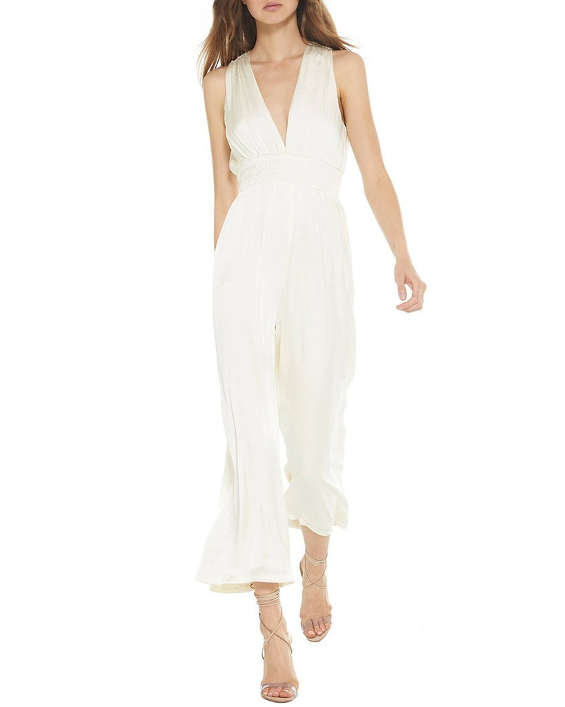 Alee Satin Jumpsuit
