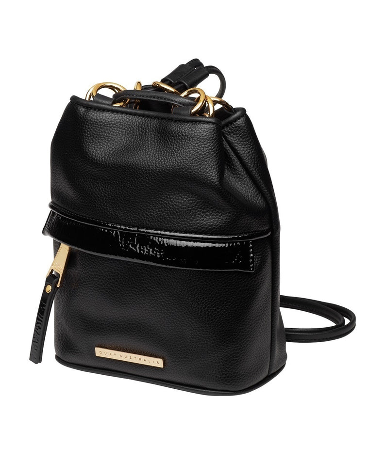 Drawstring Mini Backpack