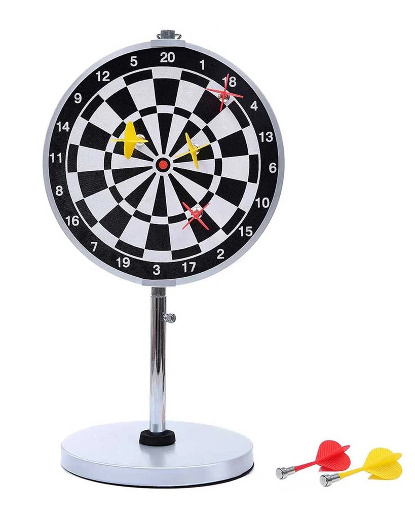 Tabletop Magnetic Dart Game Set