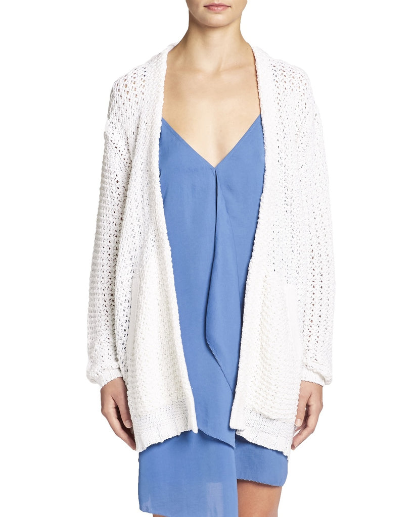 Gales Open Knit Cardigan
