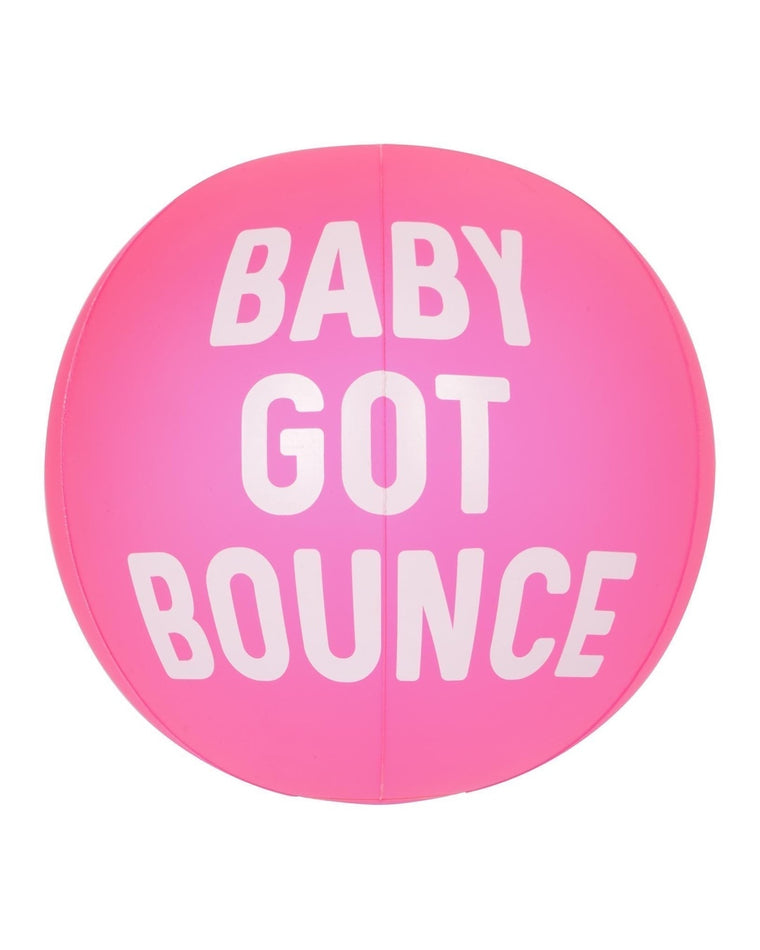 Baby Got Bounce Inflatable Beach Ball