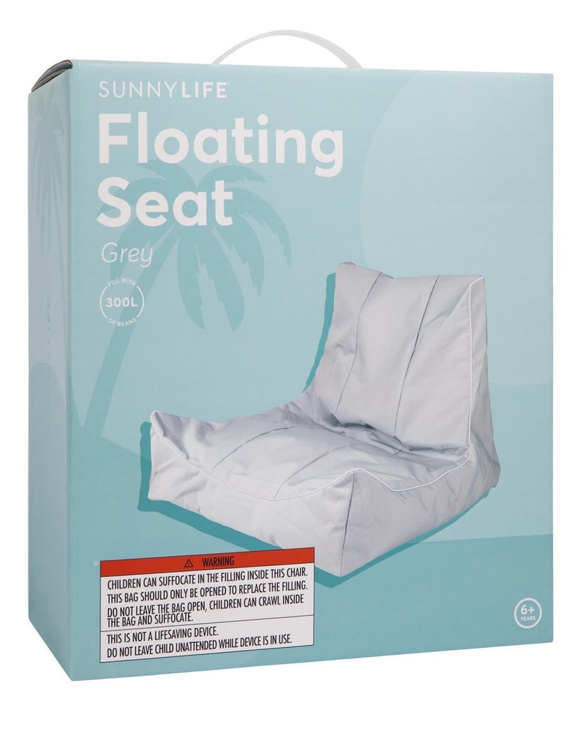 Sit-On Floating Bean Bag Chair