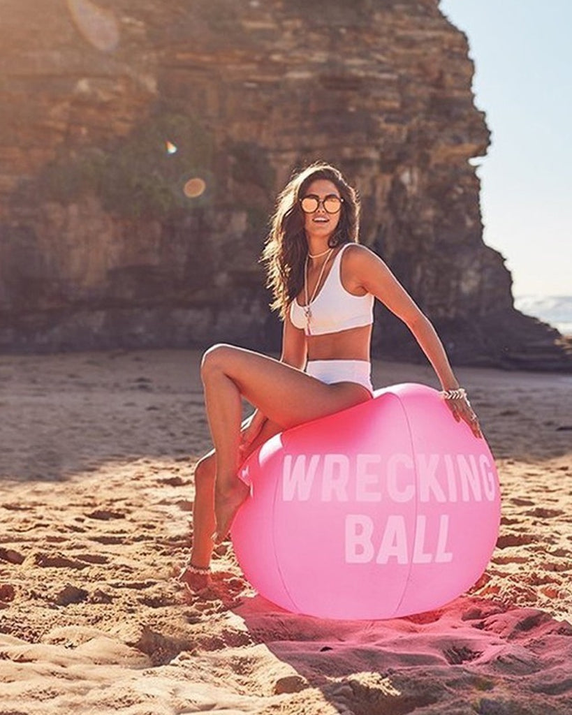 Wrecking Ball Inflatable Beach Ball