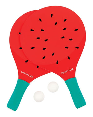Watermelon Beach Bats Set