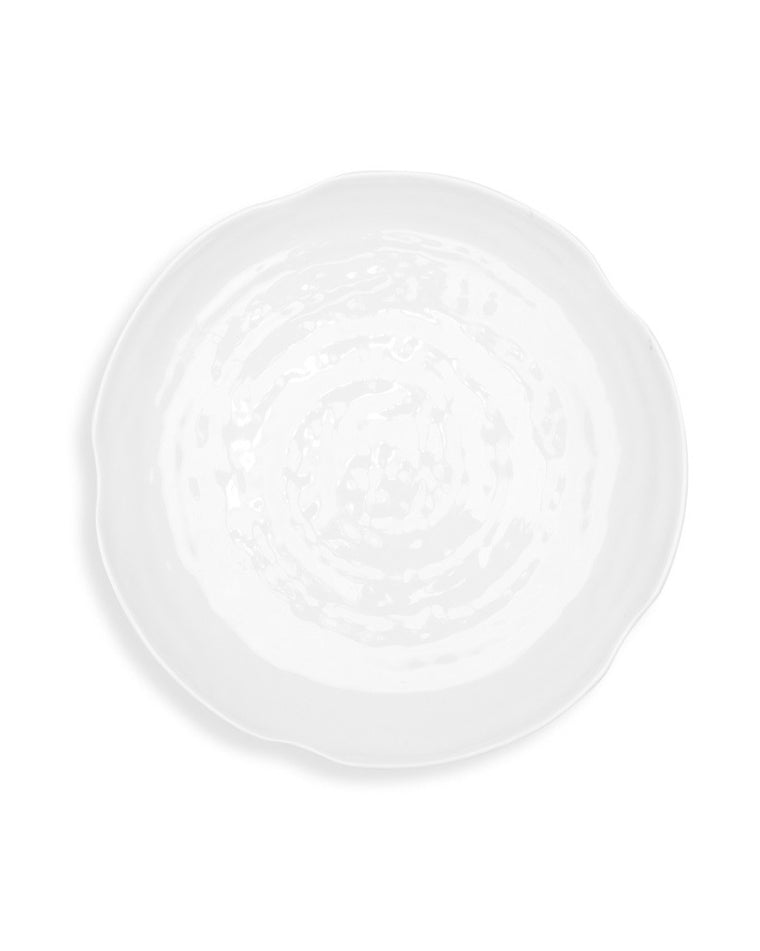 Pearl Melamine Salad Plate Set (Set of 4)