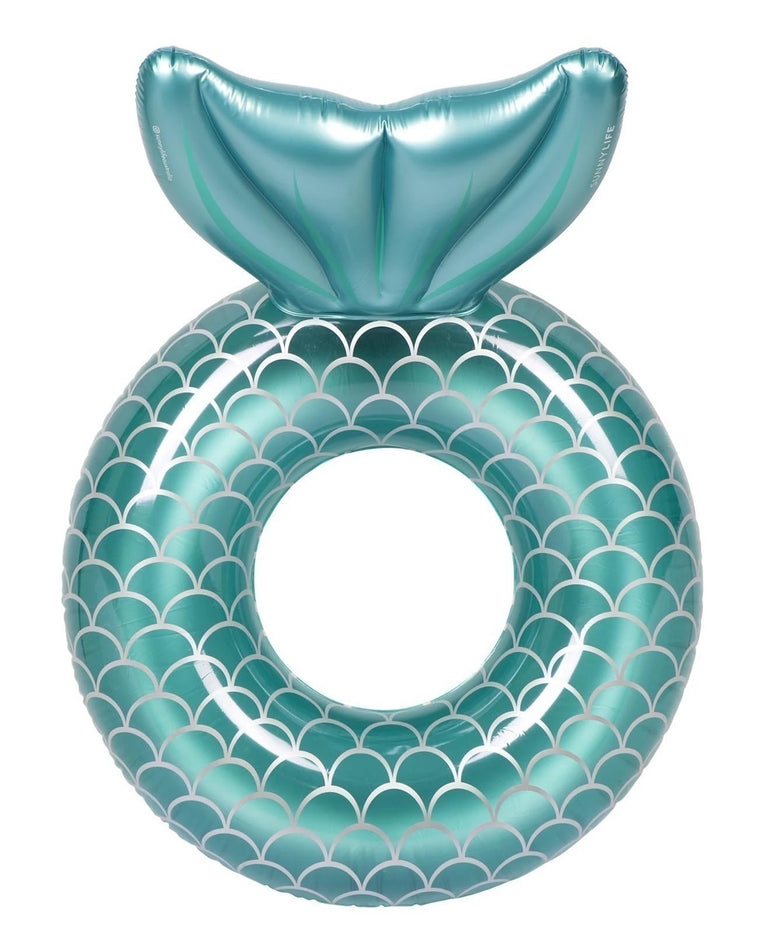 Mermaid Luxe Pool Innertube