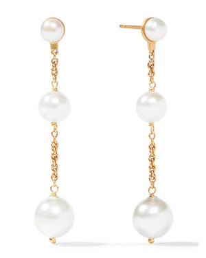 Cascade Pearl Earrings