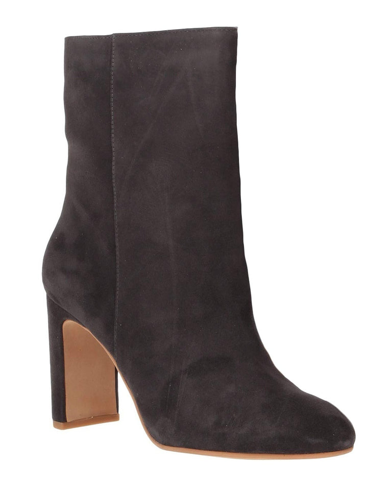 Chase Suede Ankle Booties