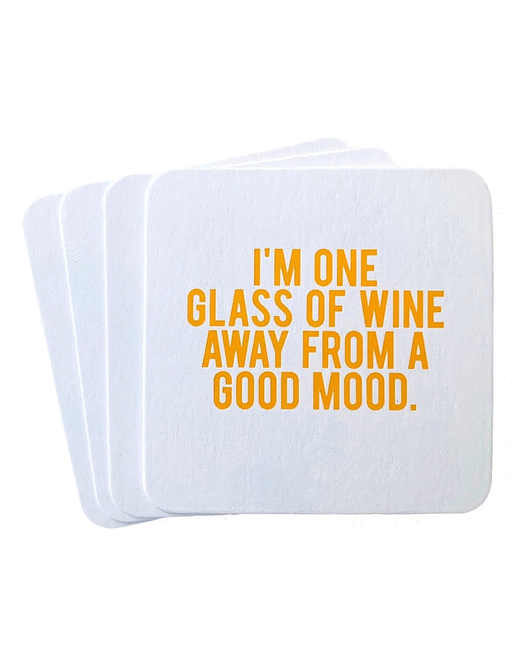 Good Mood Coasters